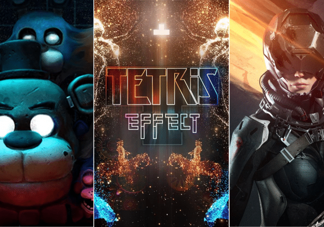 great non-vr games vr support eve valkyrie five nights at freddys fnaf help wanted tetris effect