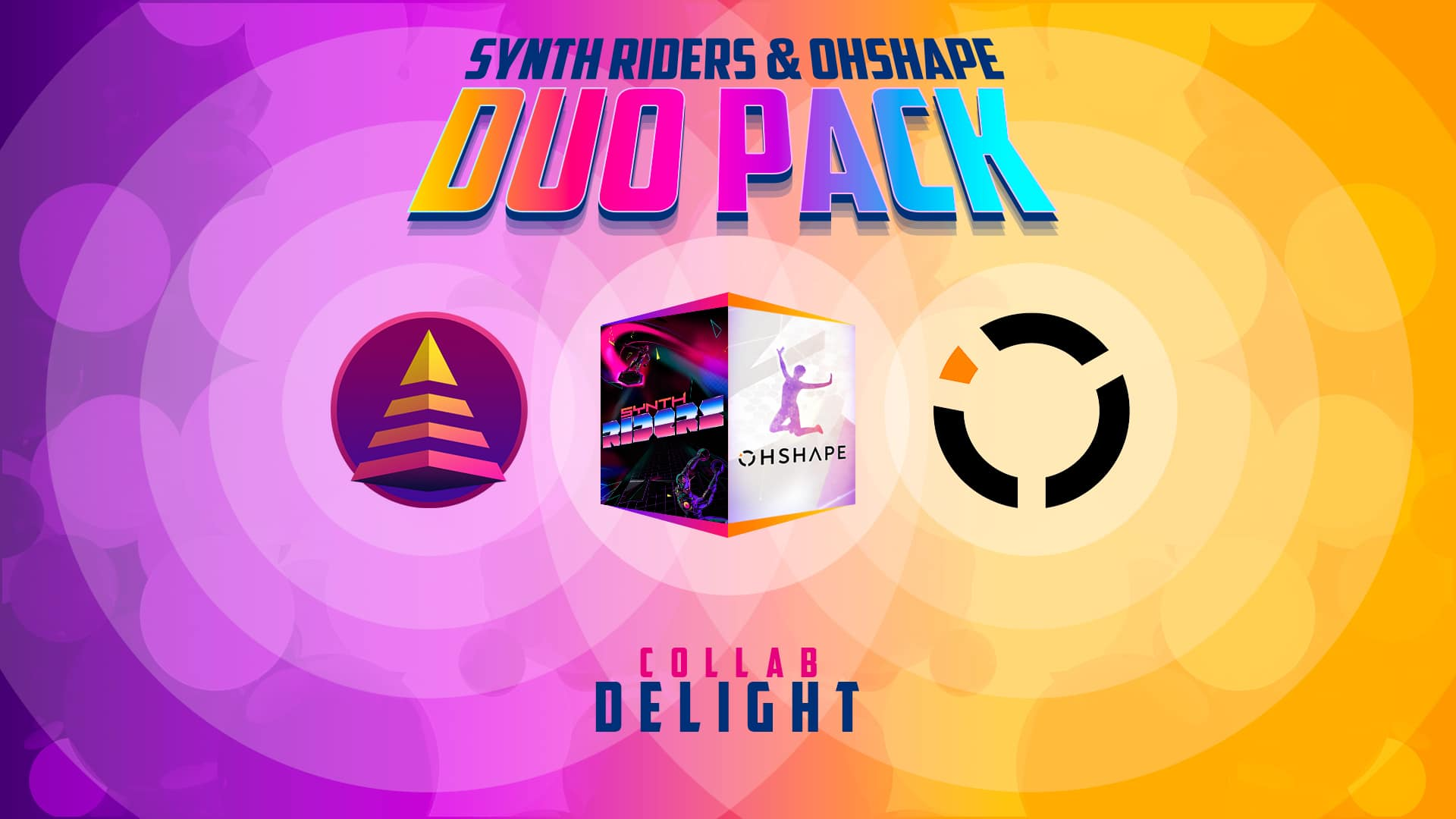 collab delight synth oh shape