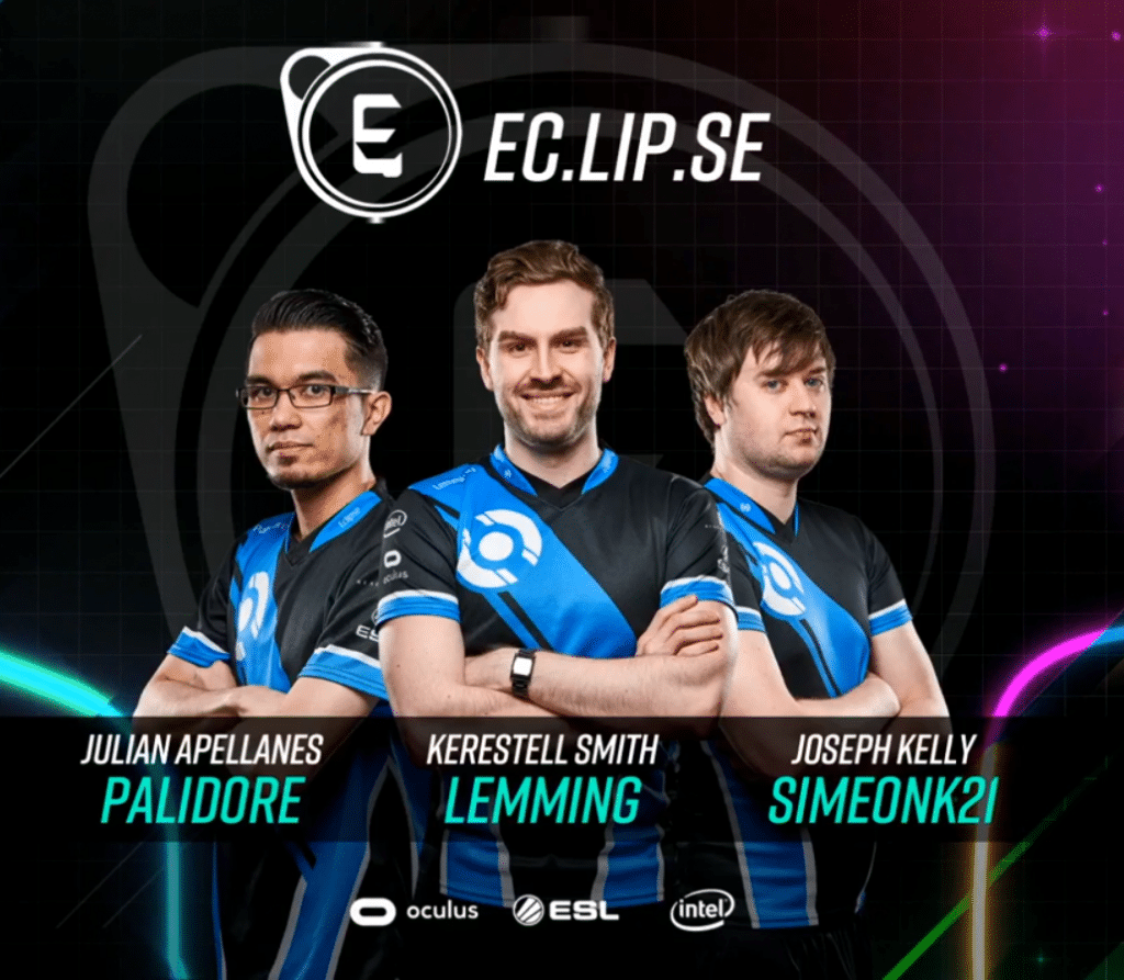 Eclipse image from ESL VR League Sesaon 2