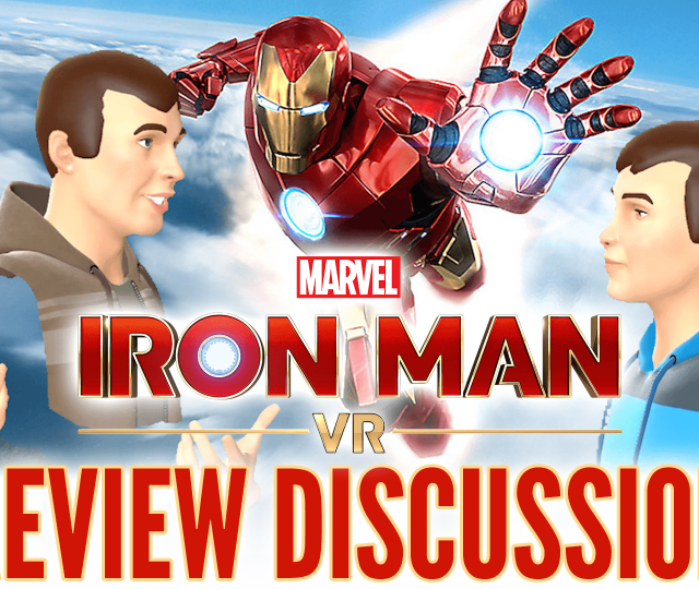 Iron Man VR Review Discussion