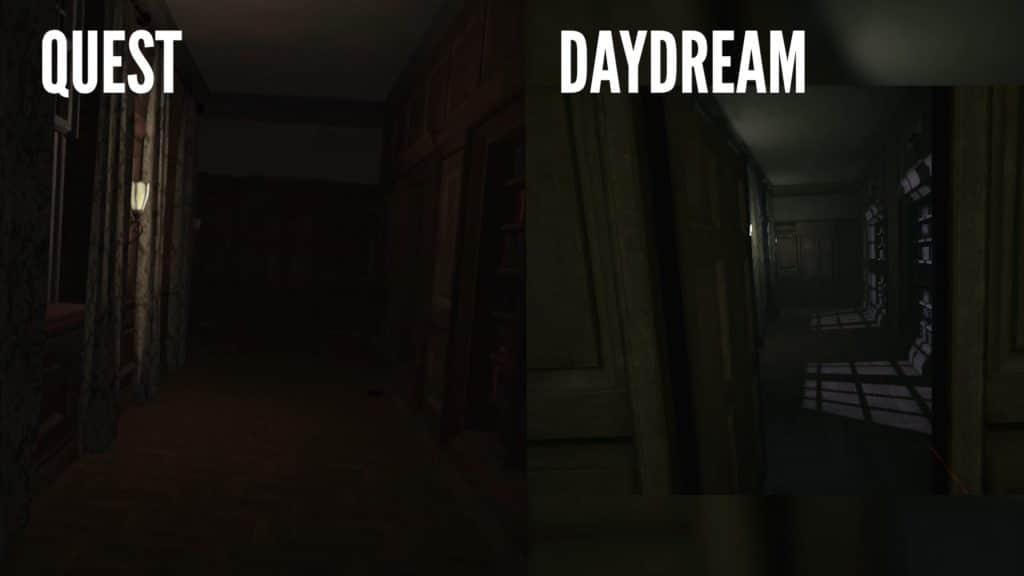 Layers of Fear Quest v Daydream
