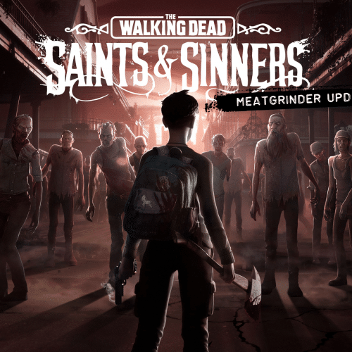 twd the walking dead saints and sinners meatgrinder horde mode key art main