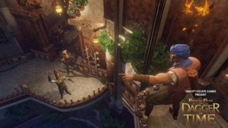 Prince of Persia the dagger of time screenshot 3