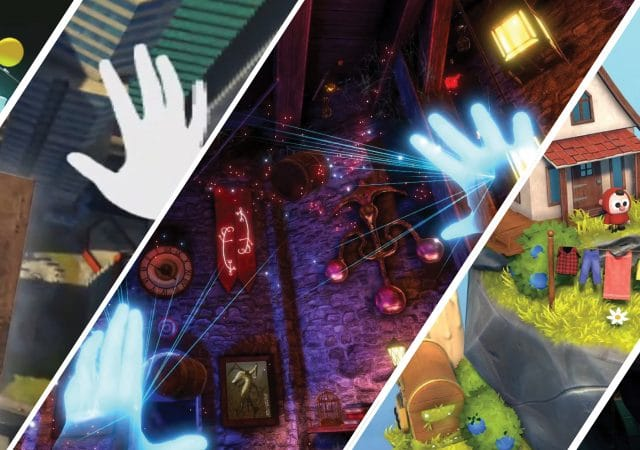 best oculus quest hand tracking games