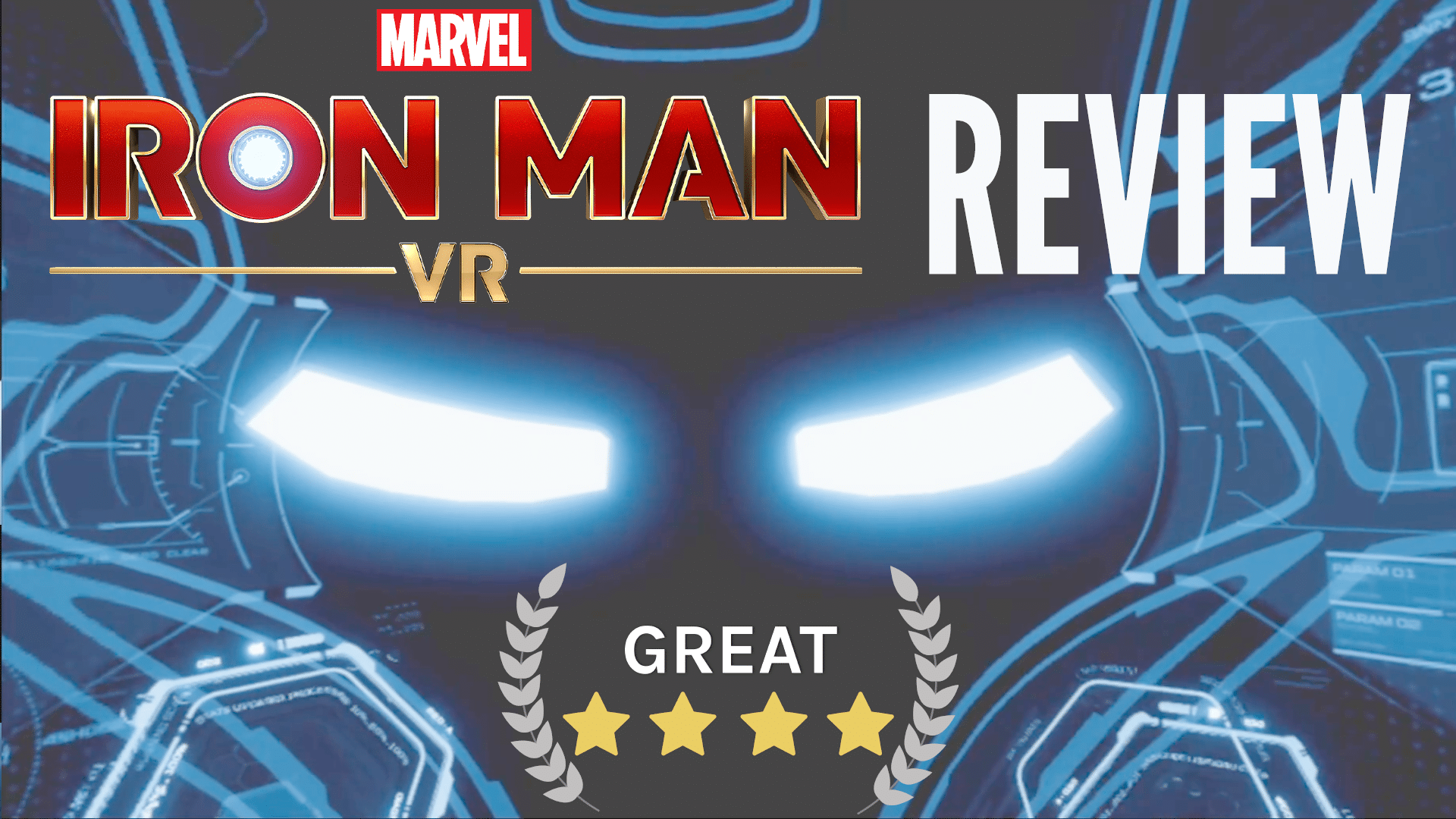 iron man review video