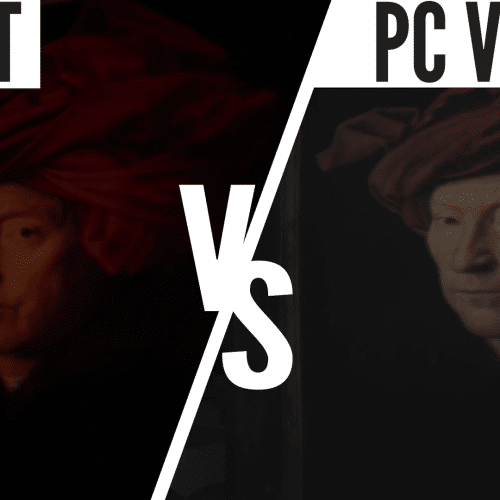 Layers of Fear graphics comparison