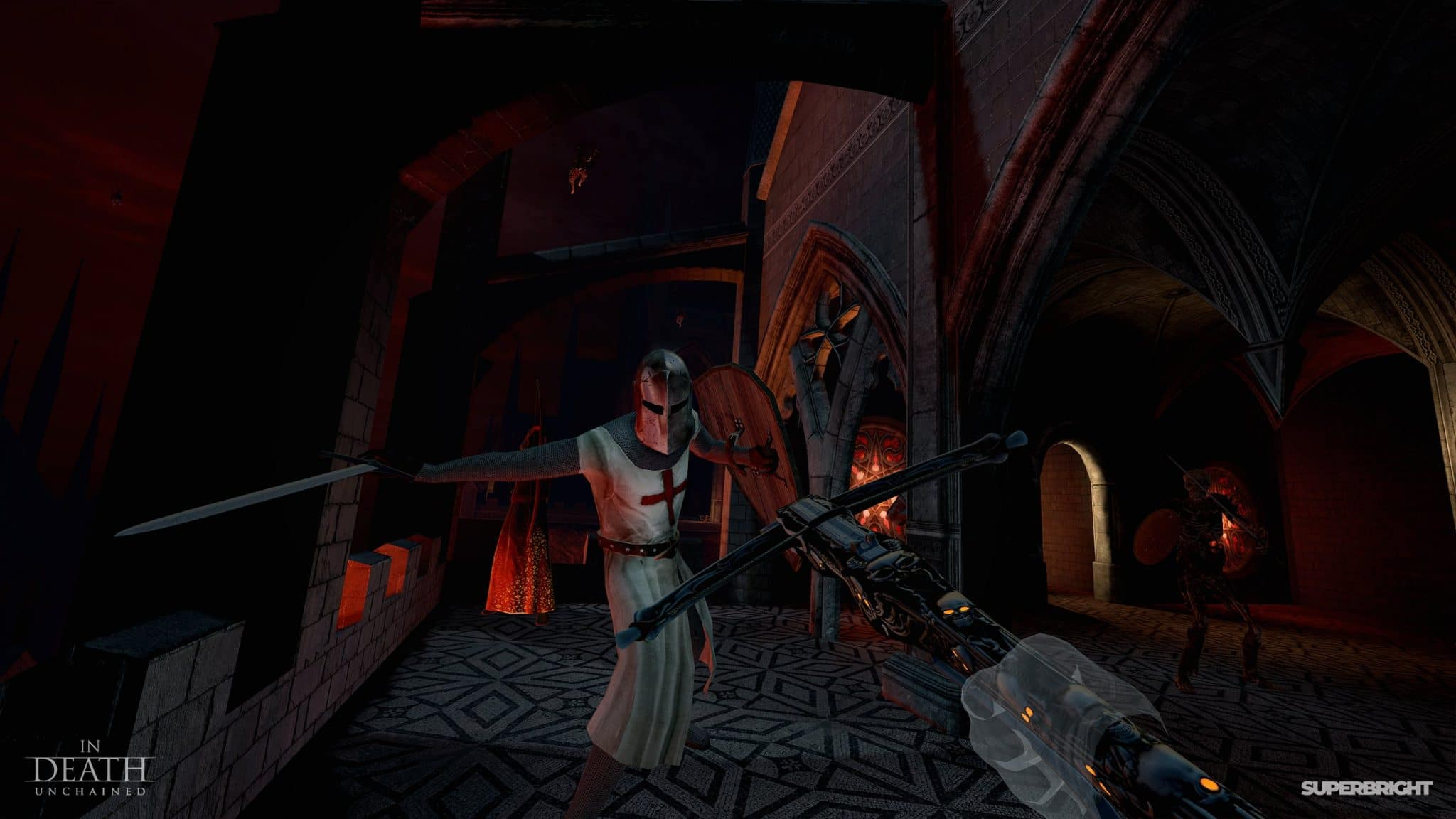 in death unchained update oculus quest