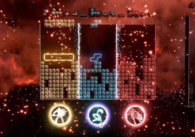 tetris effect connected mode co-op gameplay
