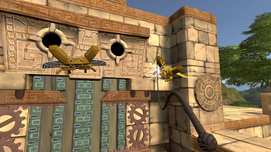 Eye Of The Temple Demo