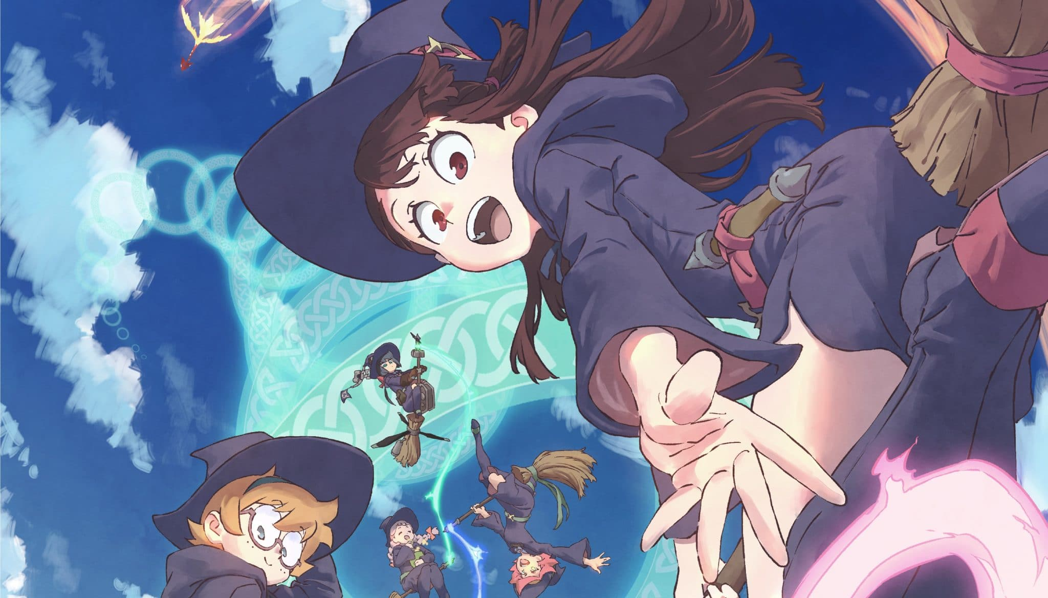 Little Witch Academia VR Release Date