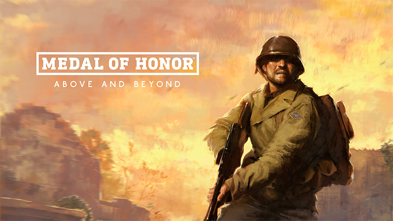 Medal of Honor Above And Beyond Artwork