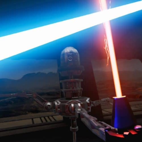 Star Wars Vader Immortal PSVR Issues