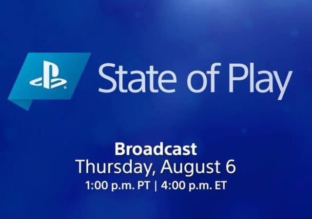 State of Play August