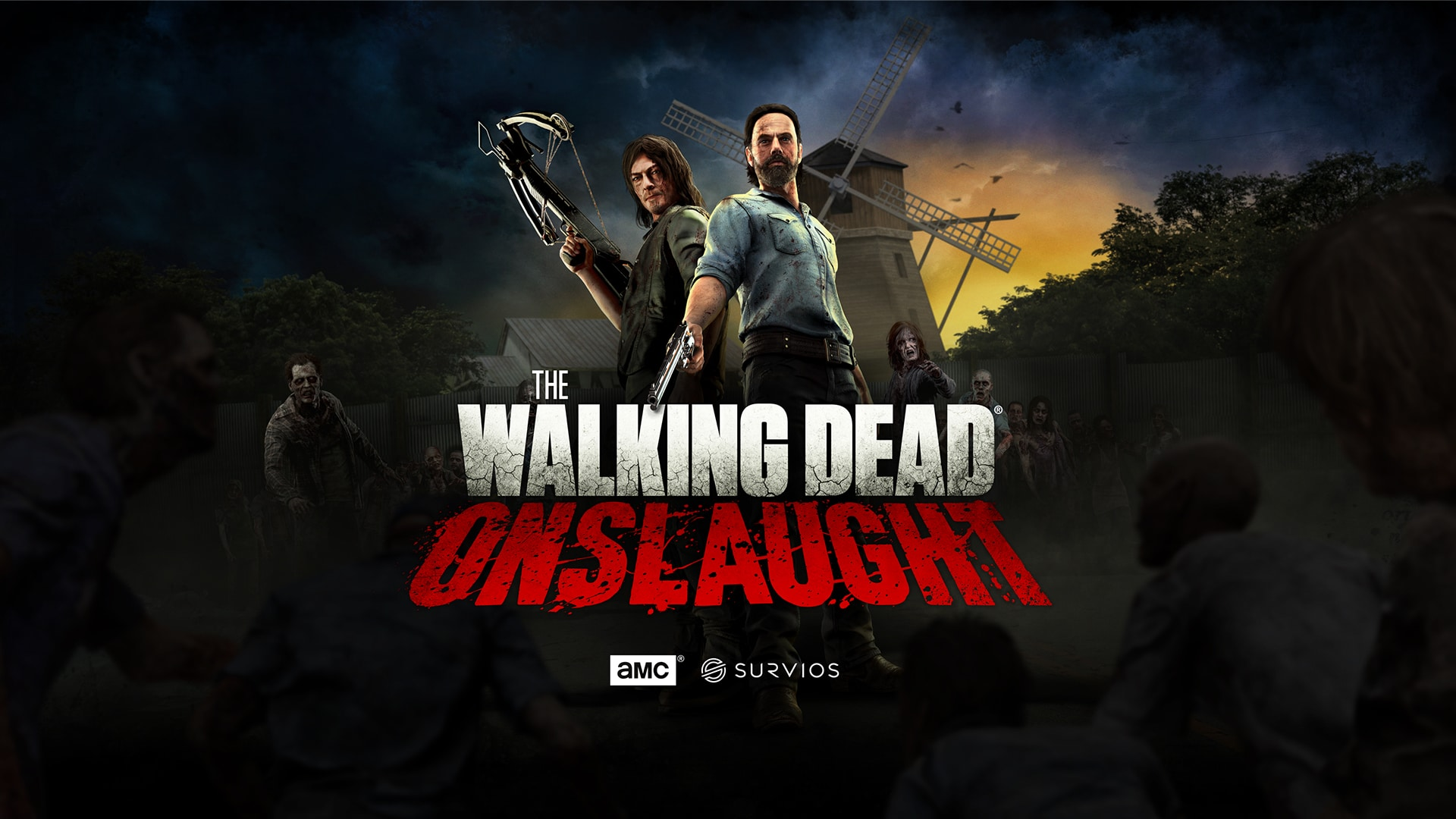 The Walking Dead Onslaught PS5