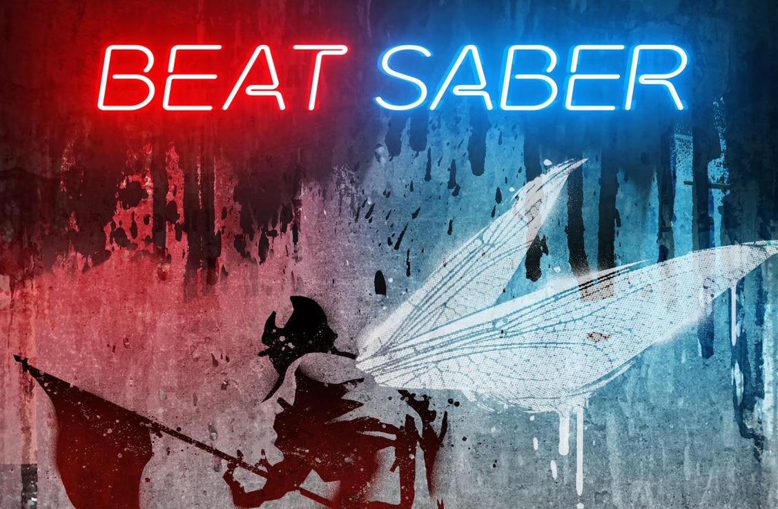 beat saber linkin park cover art cropped