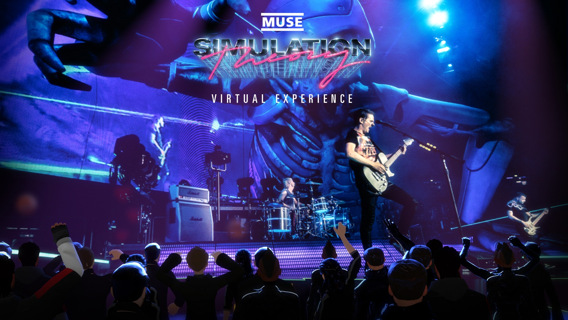 Muse Simulation Theory Experience VR