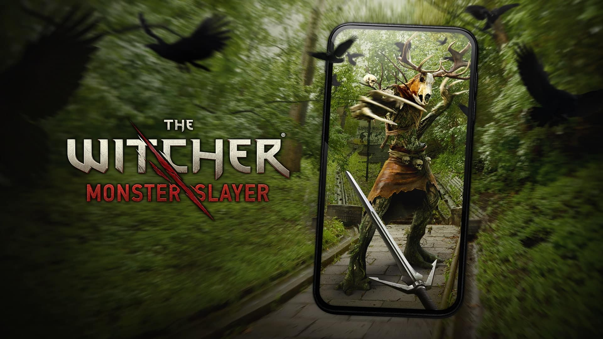 the witcher monster slayer apk