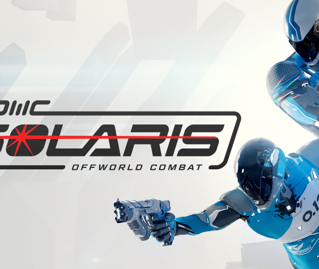 solaris offworld combat vr key art