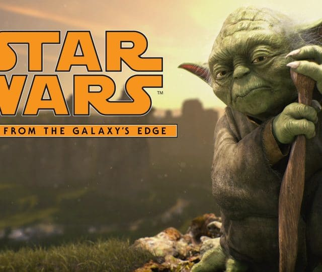 Star Wars Tales From The Galaxy's Edge Details