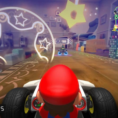 Mario Kart live ar switch