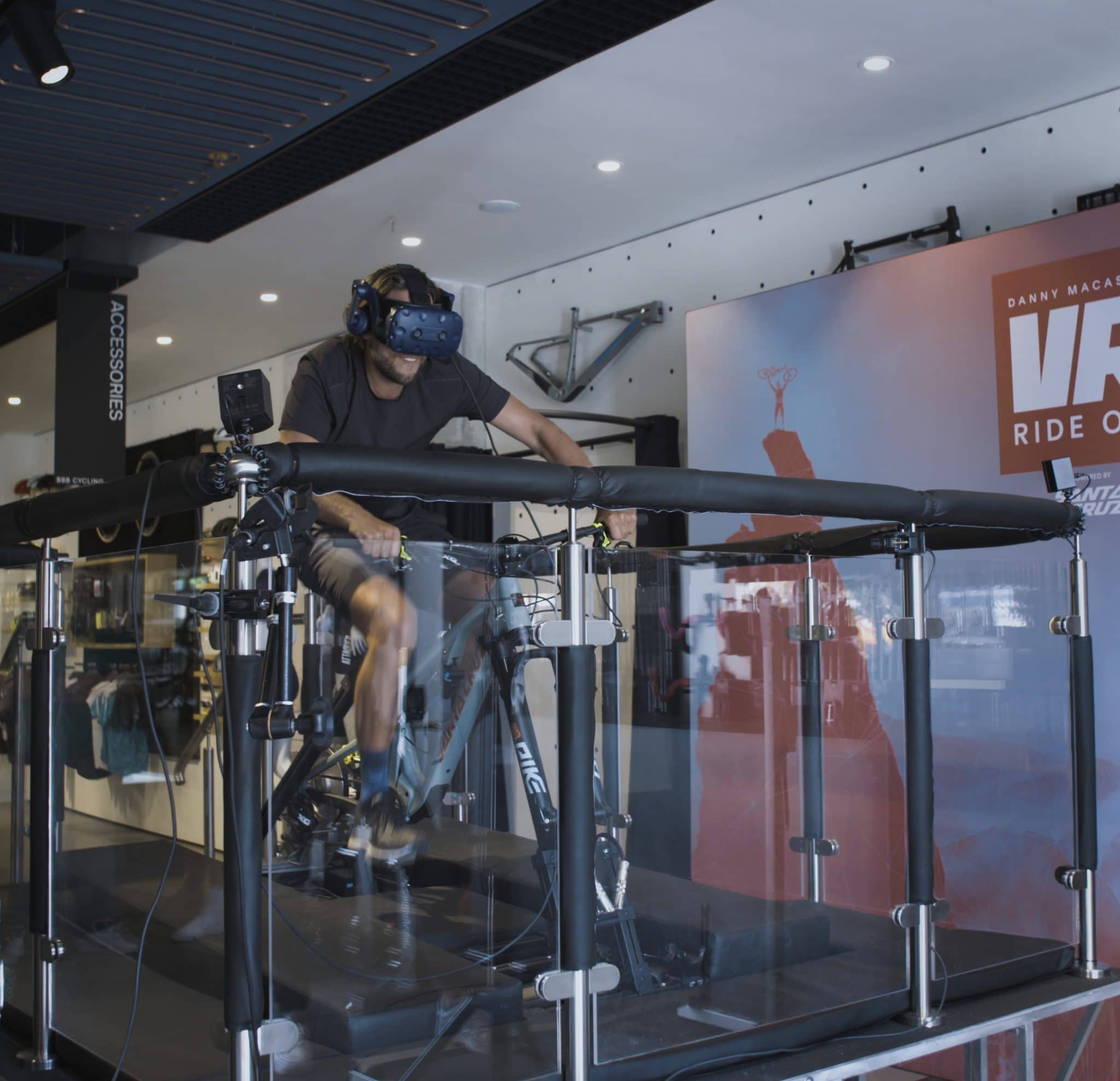 Danny MacAskill Ride Out VR