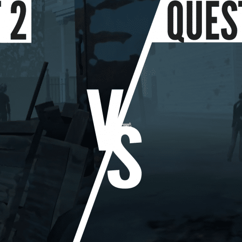 Walking Dead Saints & Sinners Quest 2 Graphics Comparison