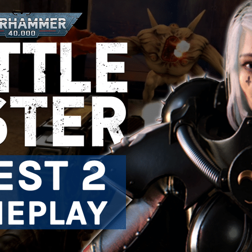 Warhammer Battle Sister Quest 2 Gameplay Thumbnail