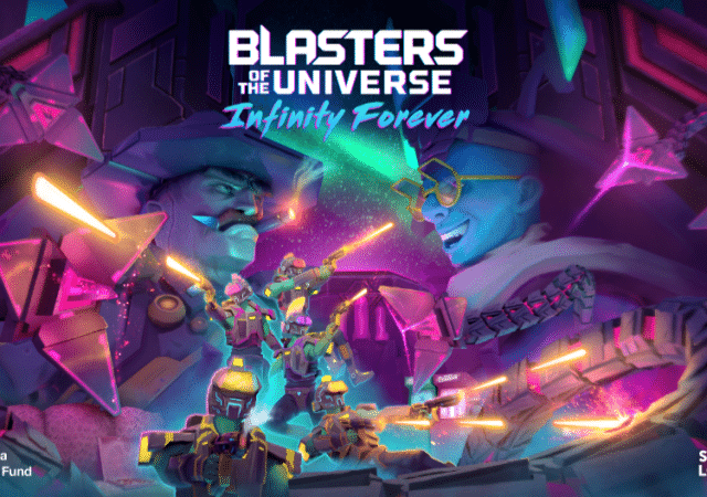 blasters of the universe infinity forever