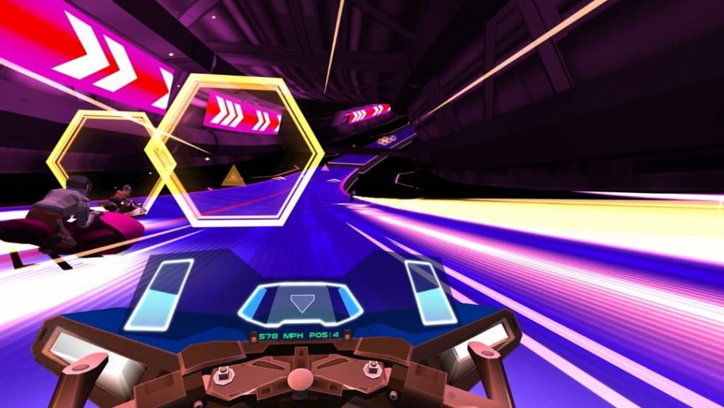 void racer extreme gameplay 2