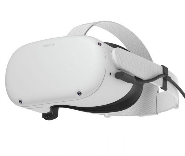 Oculus Quest 2 with Link Cable