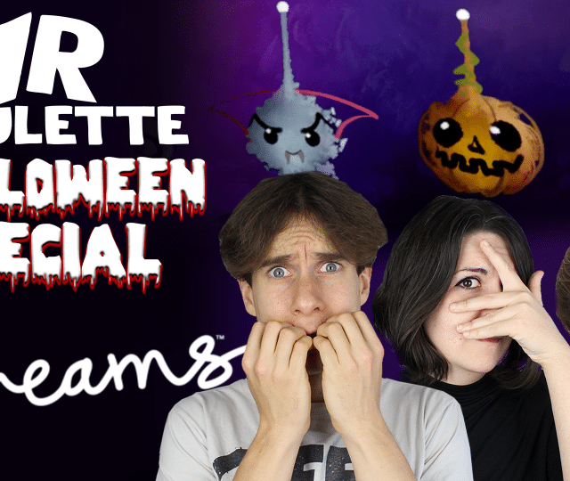 VR Roulette Halloween Special