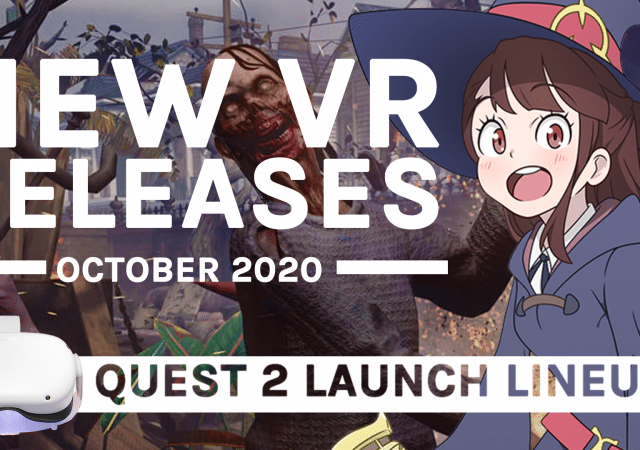 new vr games october 2020