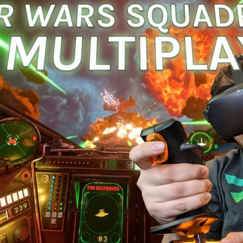 star wars: squadrons vr multiplayer new