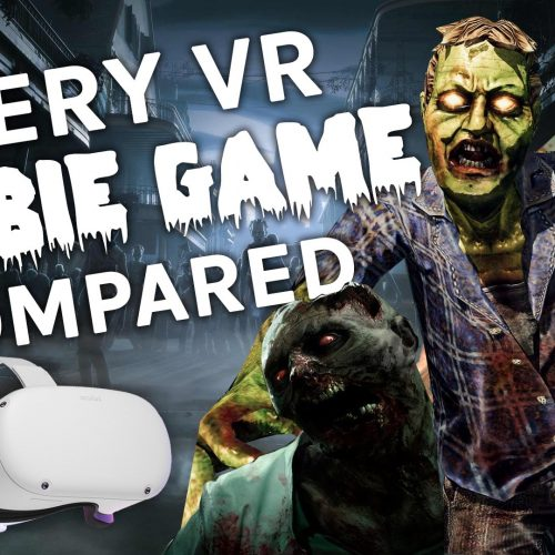 zombie vr games compared quest 2