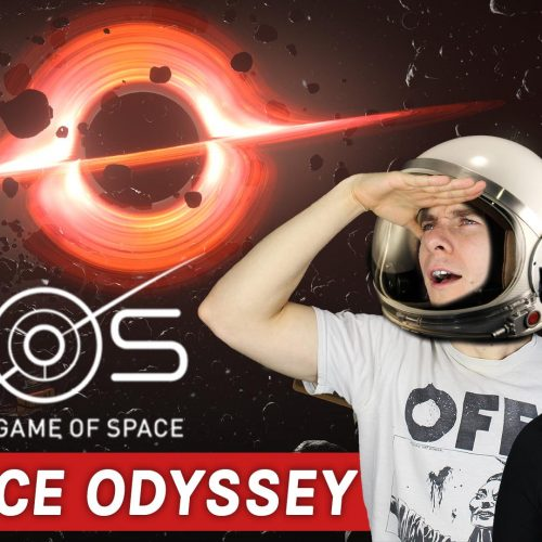 AGOS A Game Of Space Livestream