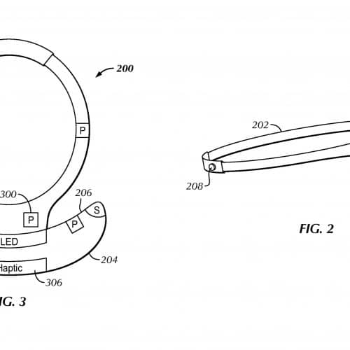 Sony Patent VR Headset Message Featured