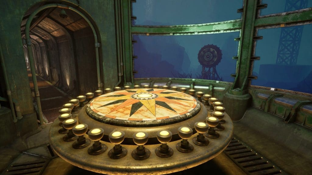 myst vr radial table