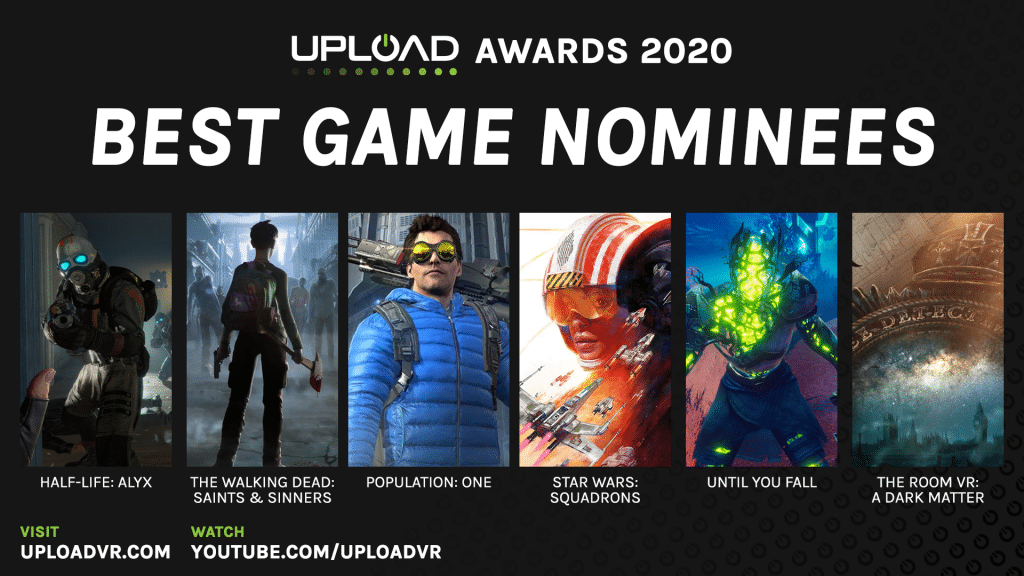Best Game Nominees