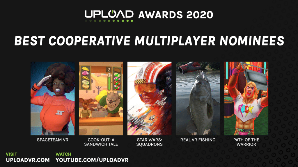 Coop Multiplayer Nominees
