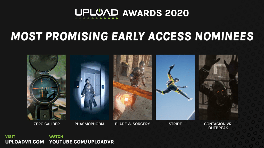 Most Promising Early Access Nominees