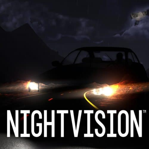 nightvision drive forever vr