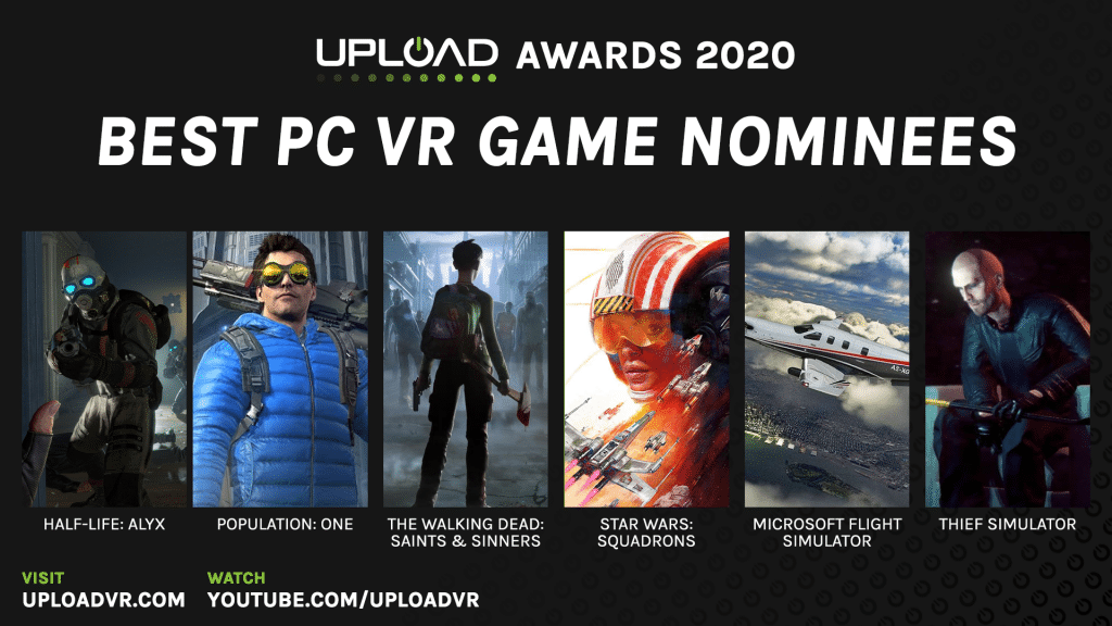 PCVR Nominees