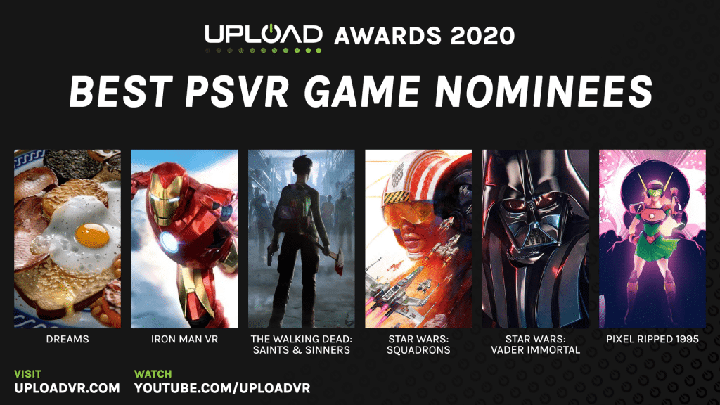 PSVR Nominees