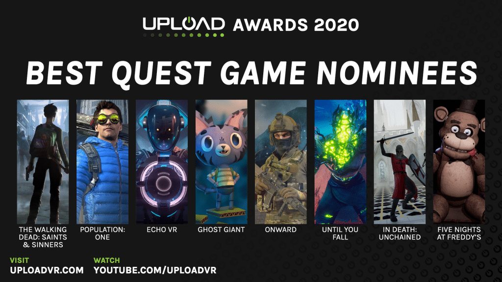 Quest Nominees