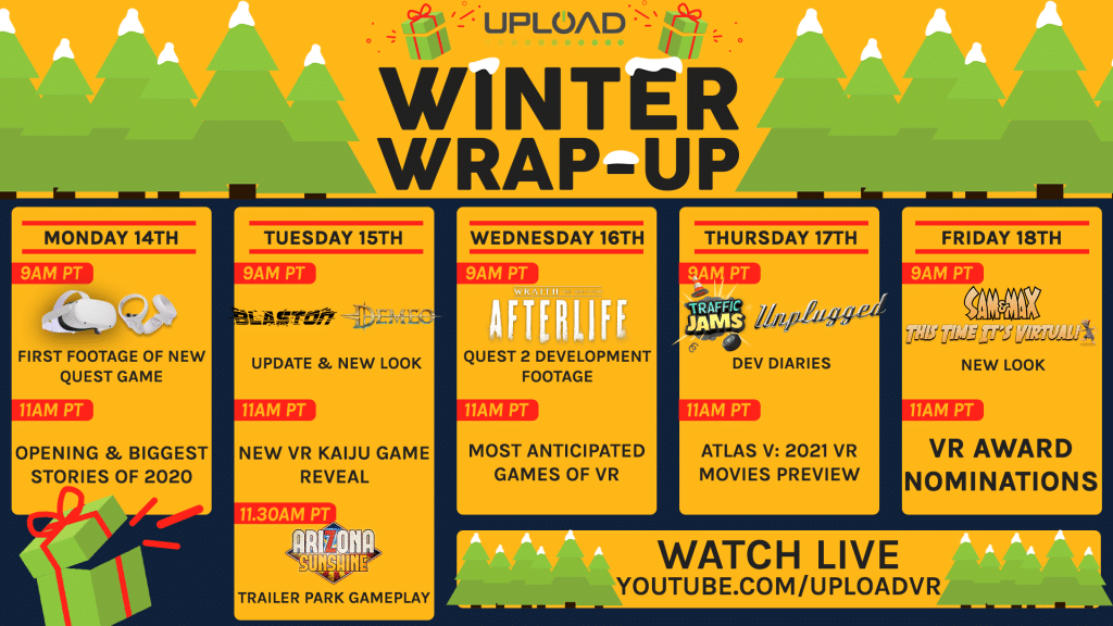 UVR Winter Wrap-Up_Schedule