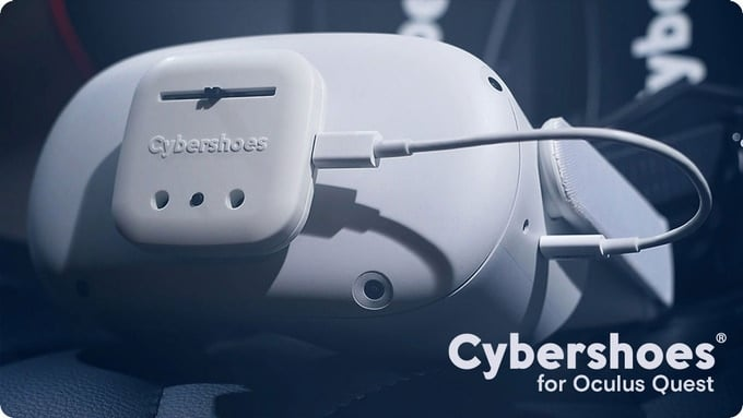 cybershoes quest