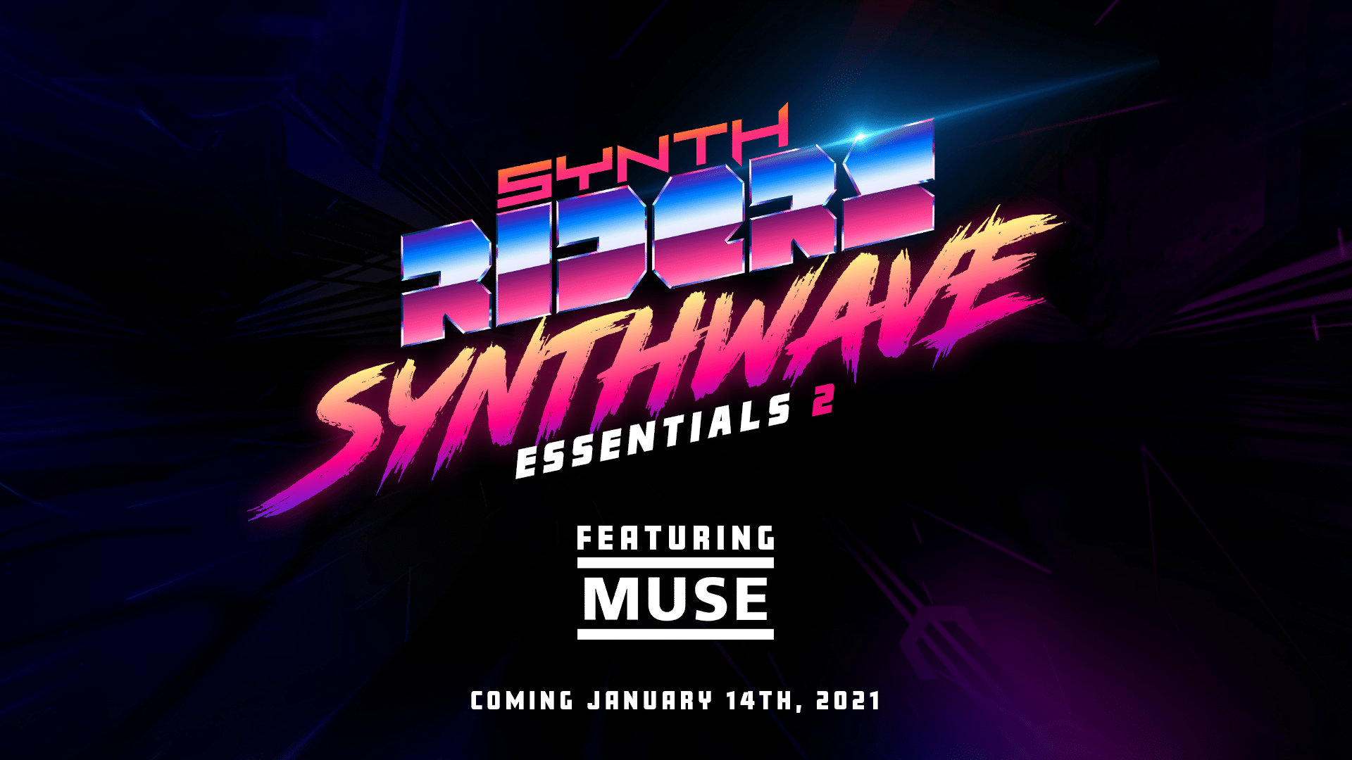 synth riders muse pack
