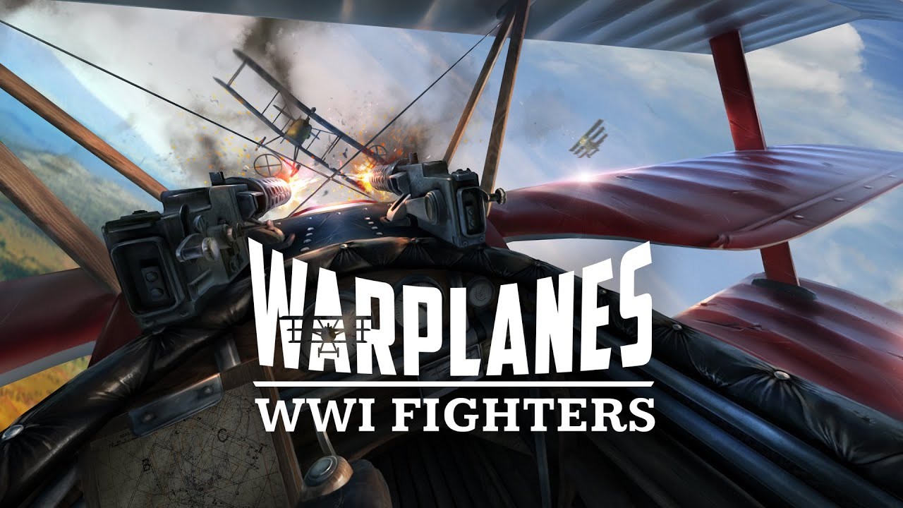 Fly A WW1 Warplane In SideQuest's Most Polished New Game