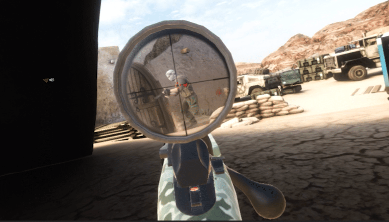 alvo gameplay scope