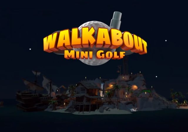 walkabout mini golf title card